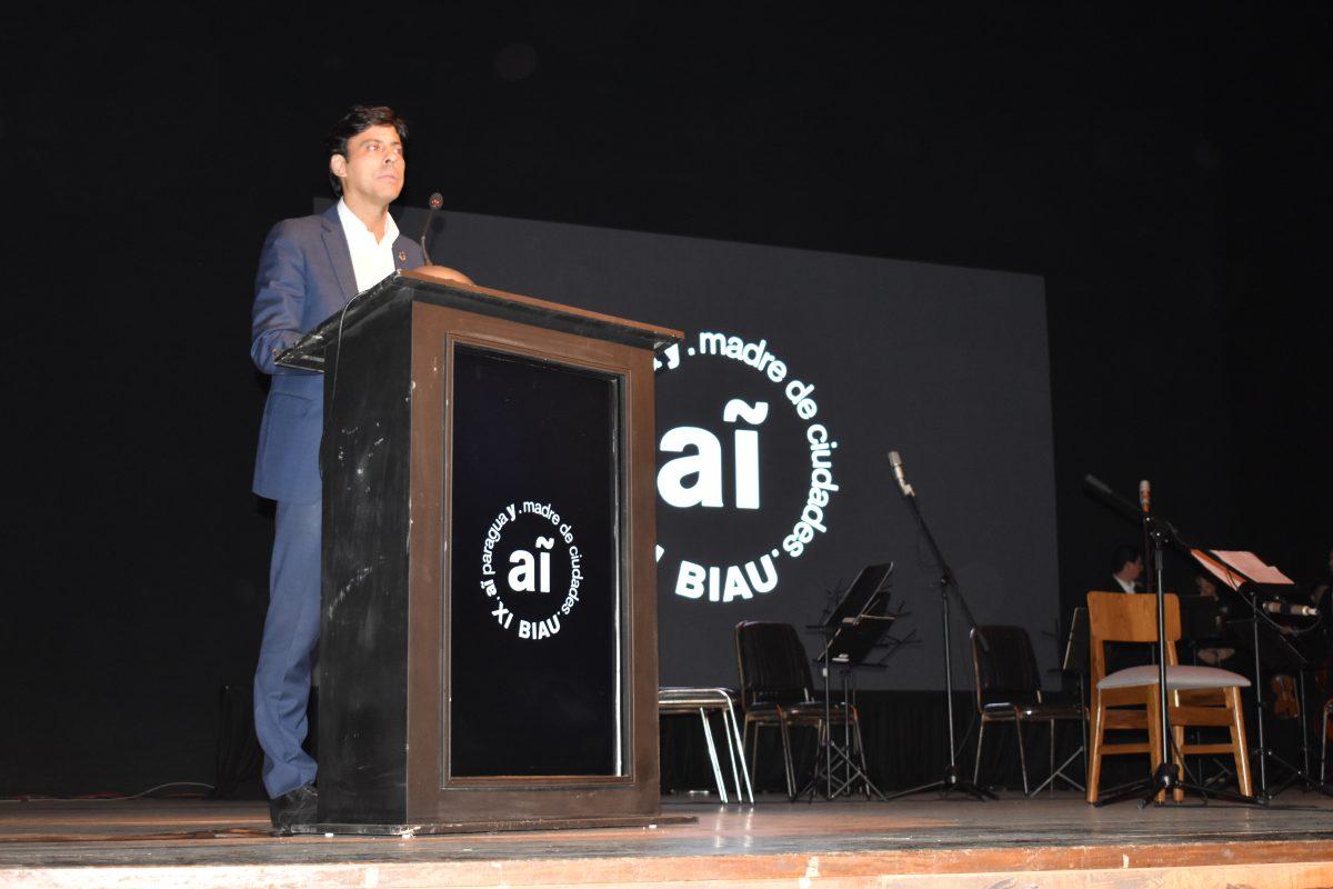 OBRAS GANADORAS: Entrega de los premios de la XI BIAU 2019 Asunción, Paraguay.