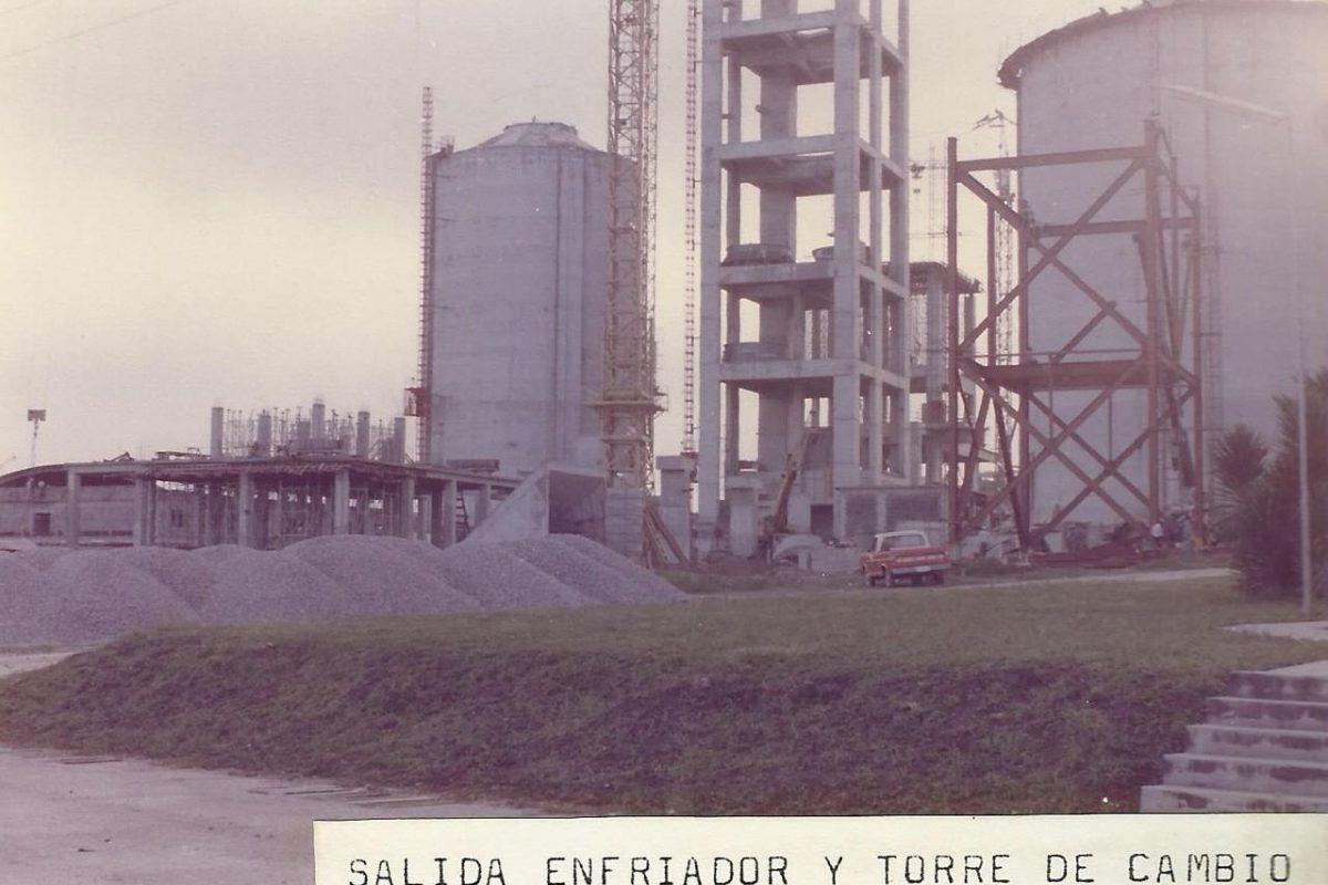 La Industria Nacional del Cemento  Cumple 50 años